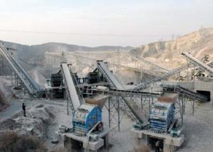 China Impact Crusher Stone Crushing Line Limestone Production Line 1 Year Warranty on sale