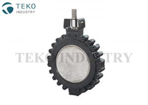 China Soft Seated High Performance Butterfly Valves , Long Life Span Lug Type Butterfly Valve on sale