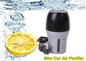 China Mini Car Air Humidifer , Portable Mini Ultrasonic Air Humidifier with Negative Ions on sale