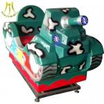 China Hansel indoor arcades kids game machine coin operated amusement ride from China wholesale