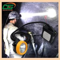 High power rechargeable cree led coal mine underground cap lamp
