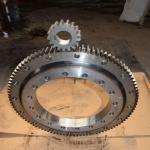 slewing bearing manufacturer for machinery, China 50Mn, 42CrMo slewing bearing