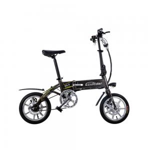 China Light 36V 7.8ah Lithium Battery 14 Inch 2 Wheel Electric Bike14 inch Foldable Electric Scooter on sale
