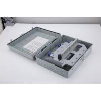 48 ports Waterproof Outdoor ODF Fiber Optic Termination Box, IP65