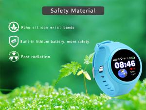 China 2018 kid toy smart watch kids support  IOS and Android  kid watch GPS WIFI smart watch for kids on sale