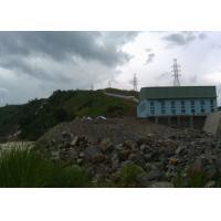 China proyecto vertical de la hidroelectricidad de la turbina de 17MW Francisco con la subestación on sale