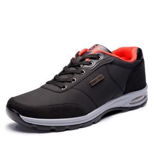 China Men's Elevator Shoes Height Increasing Sneakers Breathable Tennis Shoes on sale