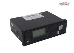 China CAN Bus GPS Digital Tachograph , Vehicle TTS WCDMA Smart Tachograph Han Display on sale