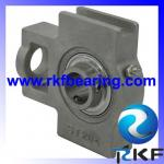 High precision 0 - 50 mm chrome steel pillow block Bearing UCST204