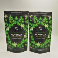 Custom Tea Packaging Pouch Detox Slimming Tea / Flower Leaf / Seed Bean Ziplock Bag