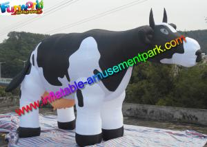 China Large Inflatable Animals , Giant Inflatable Cow Model FOR Event Advertising on sale