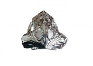 China Polished Plating Casket Accessories , Ornamental Casket Hardware Wholesale Plastic Material on sale