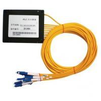1310nm CATV Multimode Passive Optical Fiber Splitter PLC Meet GR-1221-CORE