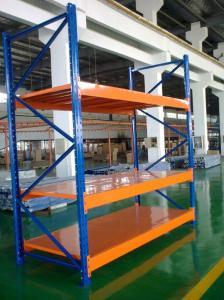 China heavy-duty warehouse racking HY-021, long span racking , pallet racking,storage shelving on sale