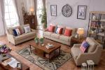 Furniture stores new design sofa wood furniture
