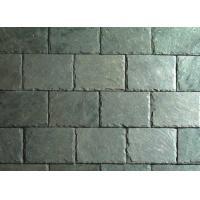 China Light Green Slate Roof Tiles Green Roof Slates of 400x200 400x250 500x250mm on sale
