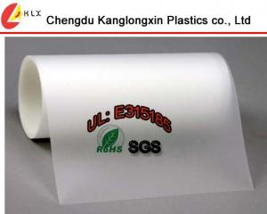 China Polished Clear Transparent Polycarbonate Film on sale