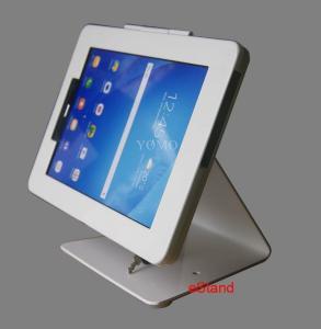 China L shape base desktop bracket for Ipad ,Desktop 10'' Android Tablet Kiosks,Portable Desktop Tablet Mount on sale