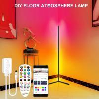 China Uplight Natural Lighting Adjustable LED Floor Atmosphere Light For Living Room on sale