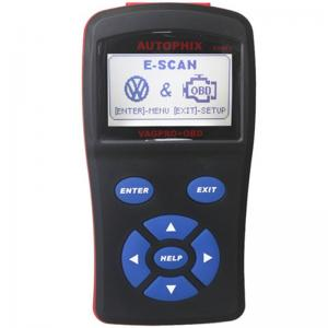 China E - SCAN ES620 engine fault OBDII Code Reader , vehicle diagnostic code reader on sale