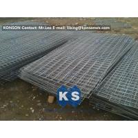 Hexagonal Double Twisted Gabion Stone Baskets / Gabion Mattresses , Monolithic Structure