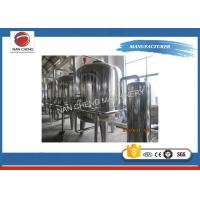 Electric Reverse Osmosis Drinking Water System , Reverse Osmosis Unit 1T ~ 30T Large Capacity