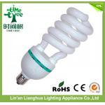 Indoor 50W CFL Spiral Energy Saving Light Bulbs Fluorescent Light lamps