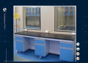 China Muebles modulares de acero en frío del laboratorio con el gabinete de acero del laboratorio on sale
