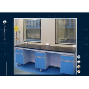 China Meubles modulaires en acier laminés à froid de laboratoire avec le Cabinet en acier de laboratoire on sale