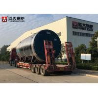 China 1200Kw Power Diesel Fired High Efficiency Gas Boiler For Garment Factory on sale