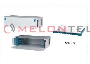 China High Density ODF Optical Fiber Frame for 19 Inch Cabinet 24 Port  /  48 Port /  96 Port on sale