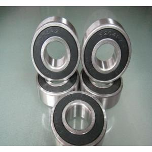 China Household Deep Groove Ball Bearing High Precision 6000 Series Low Friction on sale