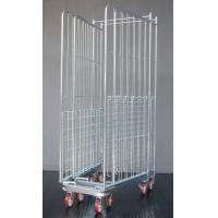 warehouse material handing fodable Steel Roll Cage