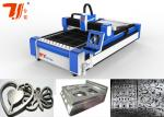 Stainless Steel / Carbon Steel Cnc Laser Cutter / Automatic Sheet Metal Cutting Machine