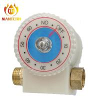 China Non-electric Gas Automatic Shut Off Valve Gas Safety Timer For BBQ Grill & Kitchen Fireplace on sale