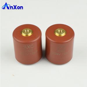 China AXCT8GDH100K30DA K100 Capacitor 30KV 10PF molded ceramic capacitor china supplier on sale