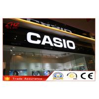 China Outdoor / Indoor Stainless Steel Lighted Channel Letters / Metal Letters For Signs on sale