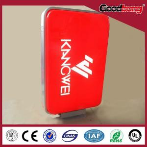 China New Technology Advertising LED Acrylic light box Signboard on sale