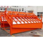Pantalla de alta frecuencia de la pequeña amplitud 10-15 toneladas por la capacidad de proceso de la hora ERGPS-2×2