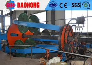 China High Efficient Laying Up Machine , Underground Cable Laying Machine on sale