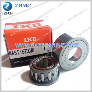 China Japan IKO NAST15ZZUU Needle Roller Bearing on sale