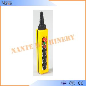 Single speed as4 industrial remote pendant control stations overhead single speed as4 industrial remote pendant control stations overhead crane pendant control aloadofball Choice Image
