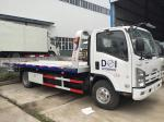 ISUZU 700P Recovery Wrecker Tow Truck 6t Integrated Tow Truck High Performance