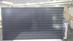 China Pakistan Black 160W mono solar panel, cheap price,  36cells solar module with carton packing on sale