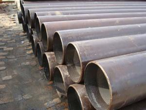 China API /ASTM A53/ASTM A106 LSAW STEEL PIPE on sale