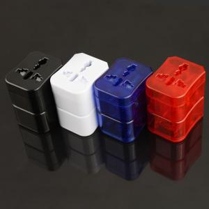 China Best-selling Highly Feedback 2 in 1 europe travel adapter plug on sale