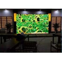 Back Maintained High Definition Led Display Wall / P3.91 Indoor Led Video Screens