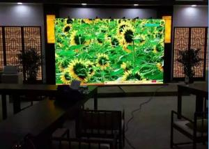 China Back Maintained High Definition Led Display Wall / P3.91 Indoor Led Video Screens on sale