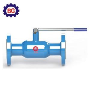 China Factory Direct Sale Cheap Price Flange Ends All Welded Ball Valve on sale