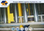 Warehouse Storage Gravity Pallet Racking Corrosion Protection For Chemical Industry